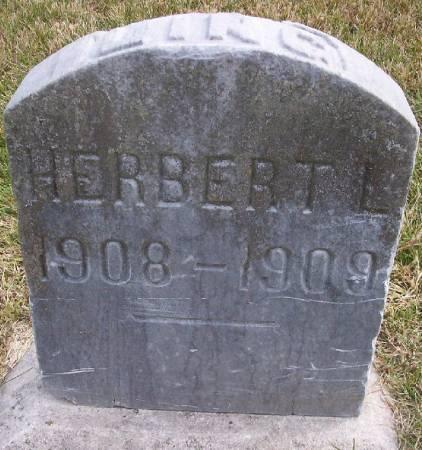LING, HERBERT L. - Plymouth County, Iowa | HERBERT L. LING