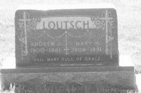 LOUTSCH, ANDREW J. - Plymouth County, Iowa | ANDREW J. LOUTSCH