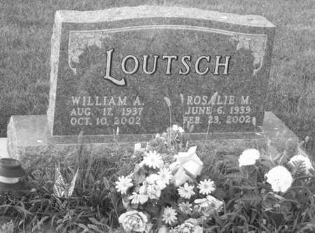 LOUTSCH, ROSALIE M. - Plymouth County, Iowa | ROSALIE M. LOUTSCH
