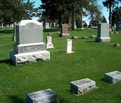 MARCH, FAMILY PLOT - Plymouth County, Iowa | FAMILY PLOT MARCH