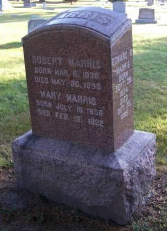 MARRIS, EDWARD A. - Plymouth County, Iowa | EDWARD A. MARRIS