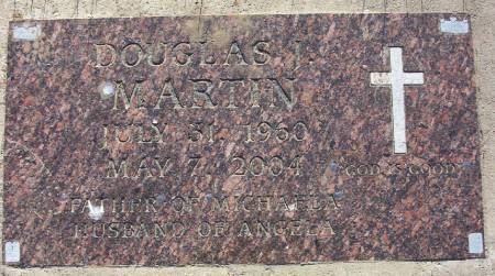 MARTIN, DOUGLAS JAMES - Plymouth County, Iowa   DOUGLAS JAMES MARTIN