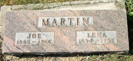 MARTIN, LENA - Plymouth County, Iowa | LENA MARTIN