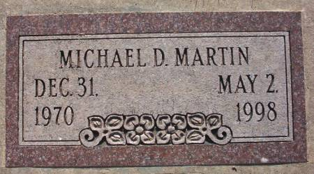 MARTIN, MICHAEL D. - Plymouth County, Iowa | MICHAEL D. MARTIN