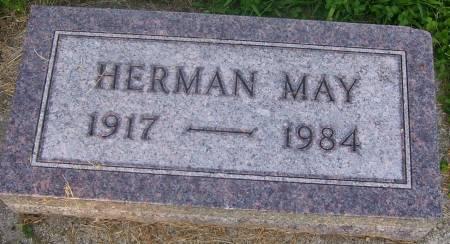 MAY, HERMAN - Plymouth County, Iowa | HERMAN MAY
