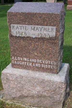 MAYHER, KATIE - Plymouth County, Iowa | KATIE MAYHER