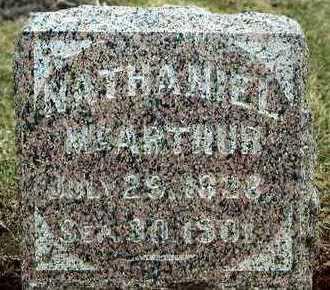 MCARTHUR, NATHANIEL - Plymouth County, Iowa | NATHANIEL MCARTHUR