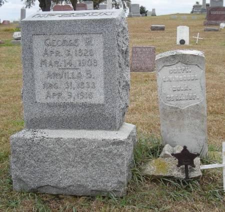 MCCOUN, GEORGE W. - Plymouth County, Iowa | GEORGE W. MCCOUN