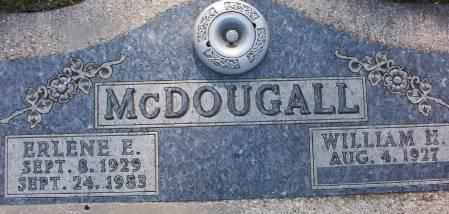 MC DOUGALL, ERLENE E. - Plymouth County, Iowa   ERLENE E. MC DOUGALL
