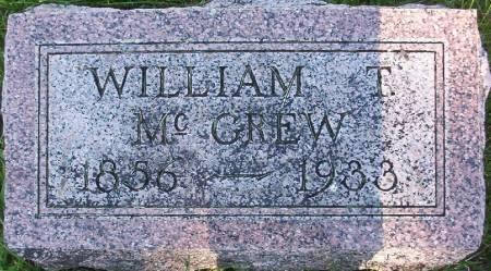 MCGREW, WILLIAM T. - Plymouth County, Iowa | WILLIAM T. MCGREW