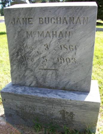 MC MAHAN, JANE - Plymouth County, Iowa | JANE MC MAHAN