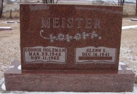HOLZMAN MEISTER, CONNIE - Plymouth County, Iowa | CONNIE HOLZMAN MEISTER