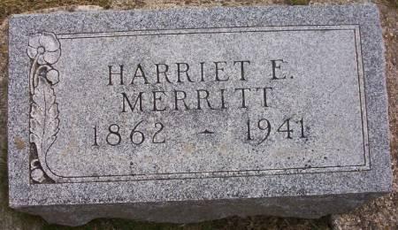 MERRITT, HARRIET E. - Plymouth County, Iowa   HARRIET E. MERRITT