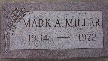 MILLER, MARK A. - Plymouth County, Iowa | MARK A. MILLER
