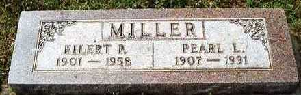 MILLER, PEARL LUELLA - Plymouth County, Iowa | PEARL LUELLA MILLER