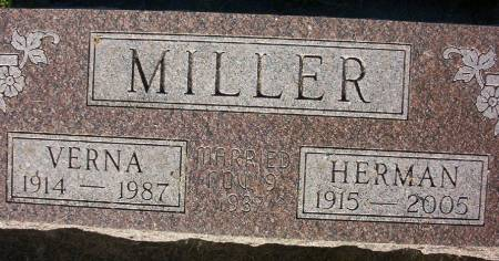 MILLER, HERMAN - Plymouth County, Iowa | HERMAN MILLER