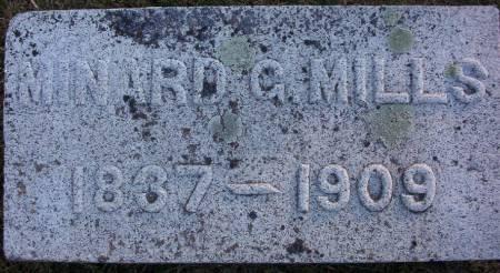 MILLS, MINARD G. - Plymouth County, Iowa | MINARD G. MILLS
