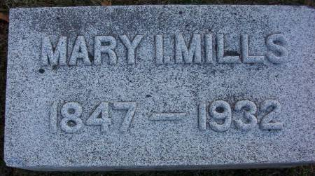MILLS, MARY ISABEL - Plymouth County, Iowa | MARY ISABEL MILLS