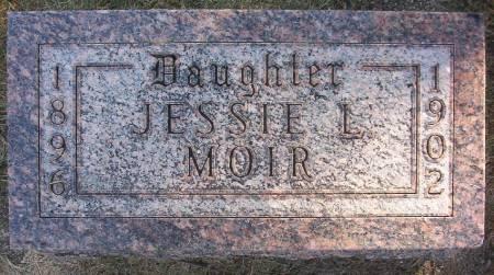MOIR, JESSIE L. - Plymouth County, Iowa | JESSIE L. MOIR