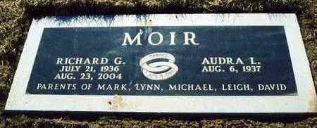 MOIR, RICHARD GLENN