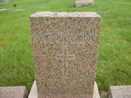 MONTAGNE, FAMILY STONE - Plymouth County, Iowa | FAMILY STONE MONTAGNE