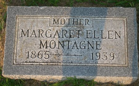 MONTAGNE, MARGARET ELLEN - Plymouth County, Iowa | MARGARET ELLEN MONTAGNE