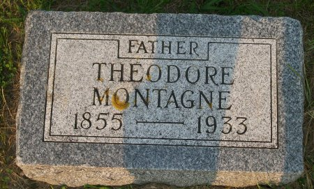 MONTAGNE, THEODORE - Plymouth County, Iowa | THEODORE MONTAGNE