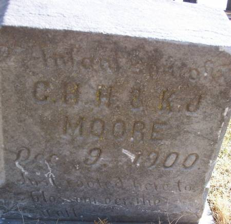 MOORE, CHILD - Plymouth County, Iowa | CHILD MOORE