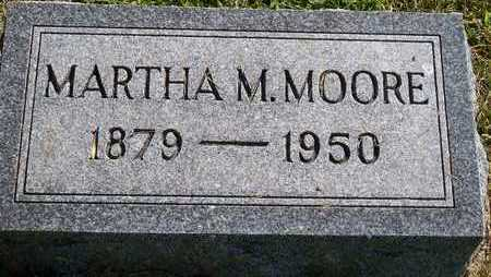 MOORE, MARTHA MAE - Plymouth County, Iowa | MARTHA MAE MOORE