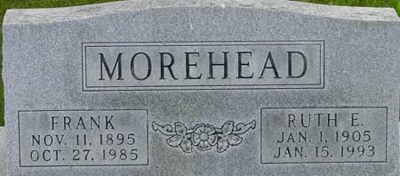 MOREHEAD, RUTH ELEANOR - Plymouth County, Iowa | RUTH ELEANOR MOREHEAD