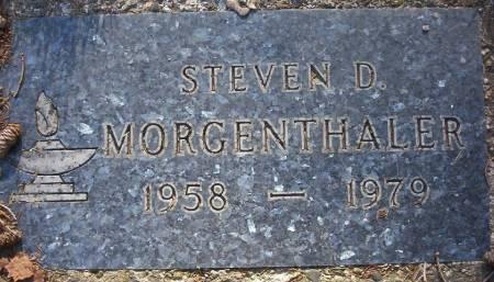 MORGENTHALER, STEVEN D. - Plymouth County, Iowa | STEVEN D. MORGENTHALER