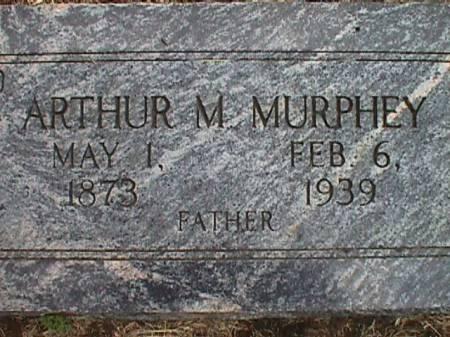 MURPHEY, ARTHUR - Plymouth County, Iowa | ARTHUR MURPHEY