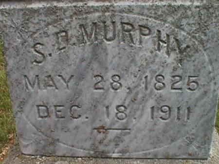 MURPHY, SAMUEL DEWEESE - Plymouth County, Iowa   SAMUEL DEWEESE MURPHY