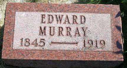 MURRAY, EDWARD - Plymouth County, Iowa | EDWARD MURRAY
