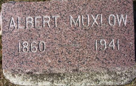 MUXLOW, ALBERT - Plymouth County, Iowa | ALBERT MUXLOW