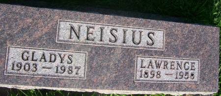 NEISUS, LAWRENCE J. - Plymouth County, Iowa | LAWRENCE J. NEISUS