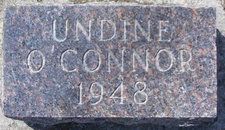 O'CONNOR, UNDINE N. - Plymouth County, Iowa | UNDINE N. O'CONNOR