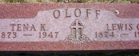 OLOFF, TENA K. - Plymouth County, Iowa | TENA K. OLOFF