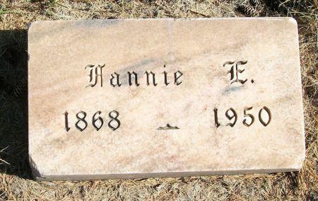 ORR, FANNIE E. - Plymouth County, Iowa | FANNIE E. ORR