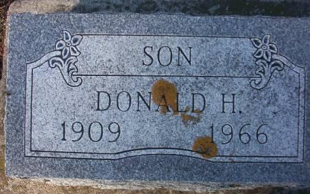 PECKS, DONALD H. - Plymouth County, Iowa | DONALD H. PECKS