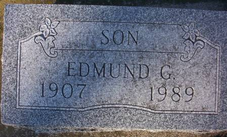 PECKS, EDMUND G. - Plymouth County, Iowa | EDMUND G. PECKS