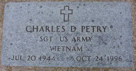 PETRY, CHARLES D. - Plymouth County, Iowa | CHARLES D. PETRY