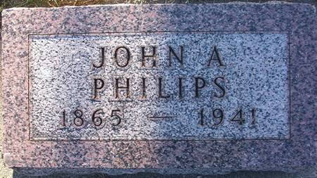 PHILIPS, JOHN A. - Plymouth County, Iowa   JOHN A. PHILIPS