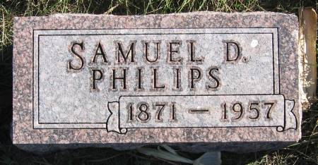 PHILIPS, SAMUEL D. - Plymouth County, Iowa   SAMUEL D. PHILIPS