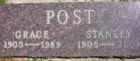POST, STANLEY D. - Plymouth County, Iowa | STANLEY D. POST