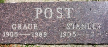 POST, GRACE A. - Plymouth County, Iowa | GRACE A. POST