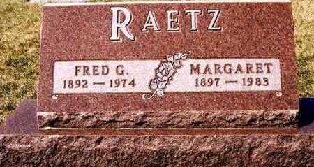 KIRPES RAETZ, MARGARET - Plymouth County, Iowa | MARGARET KIRPES RAETZ