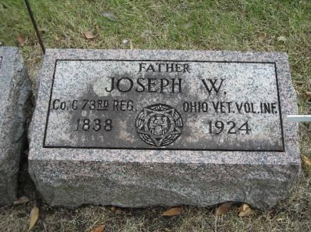 RANDALL, JOSEPH W. - Plymouth County, Iowa | JOSEPH W. RANDALL