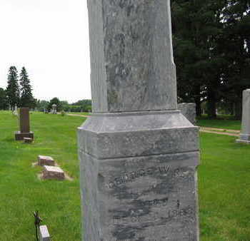 REA, GEORGE W - Plymouth County, Iowa | GEORGE W REA