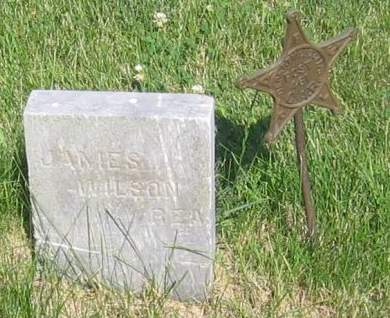 REA, JAMES WILSON - Plymouth County, Iowa | JAMES WILSON REA